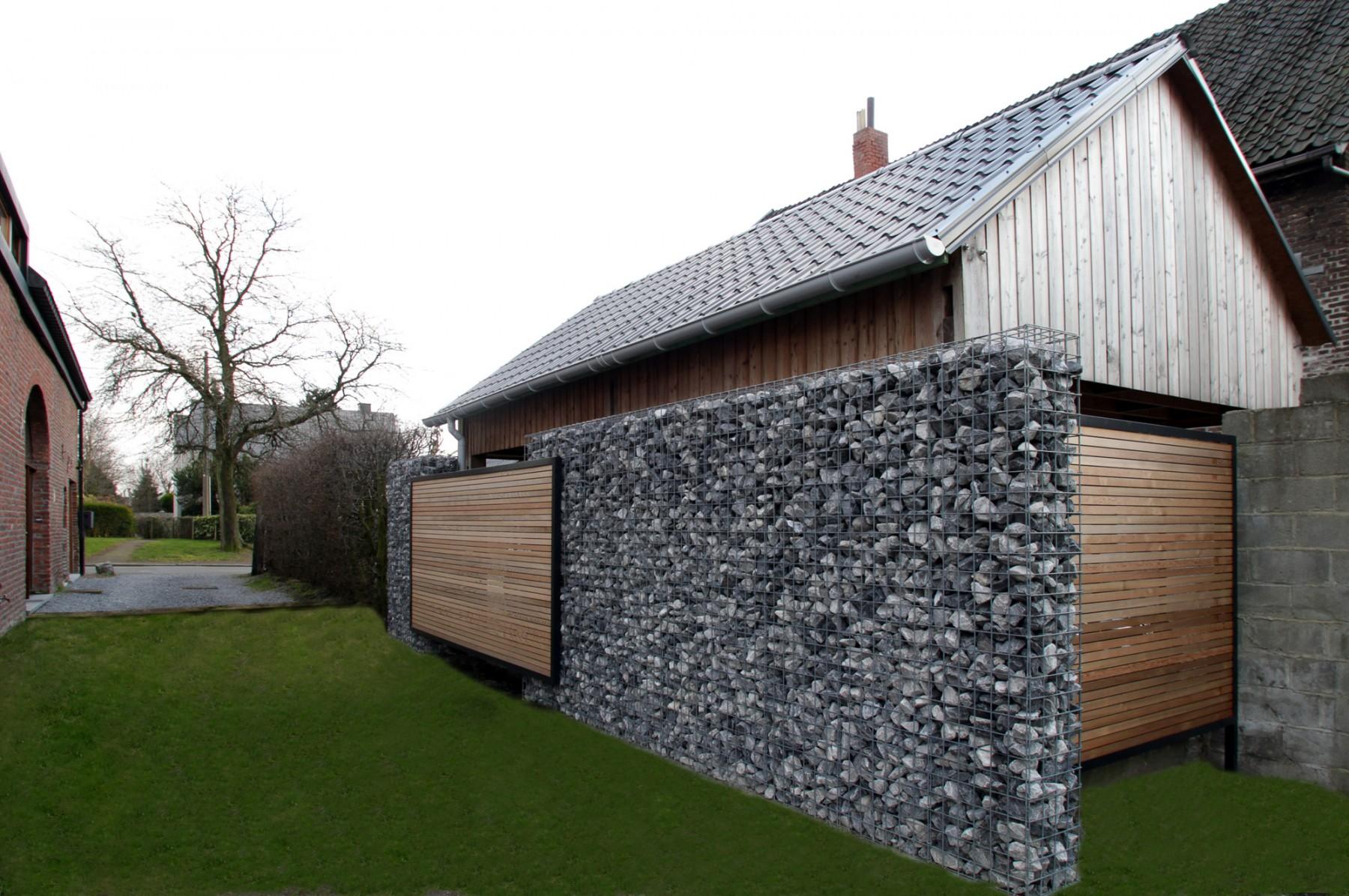 Dgil0122 - Transformer une grange en maison d habitation ...